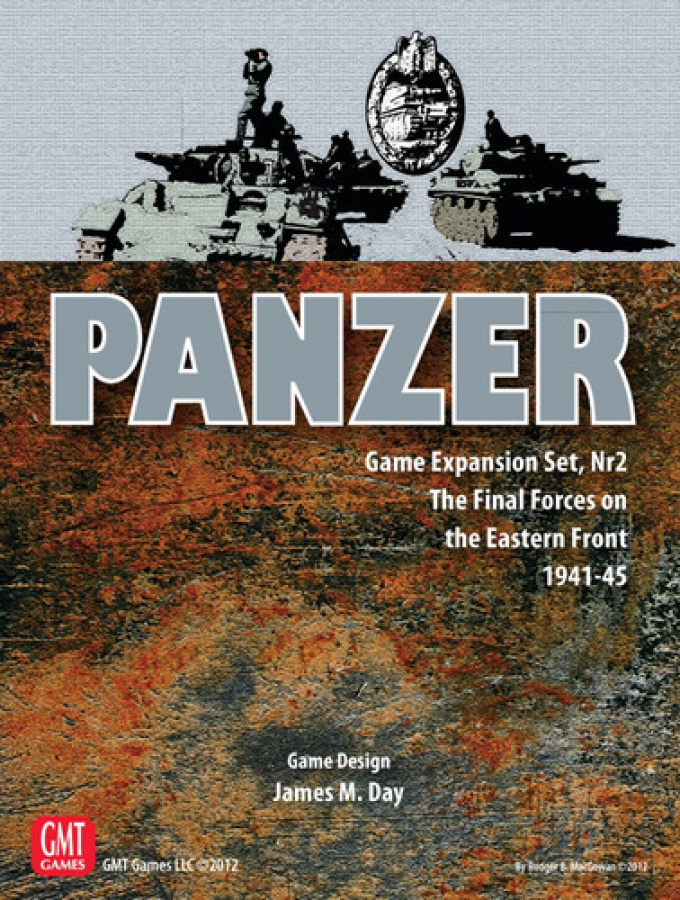 Panzer Expansion #2: The Final Forces on the Eastern Front