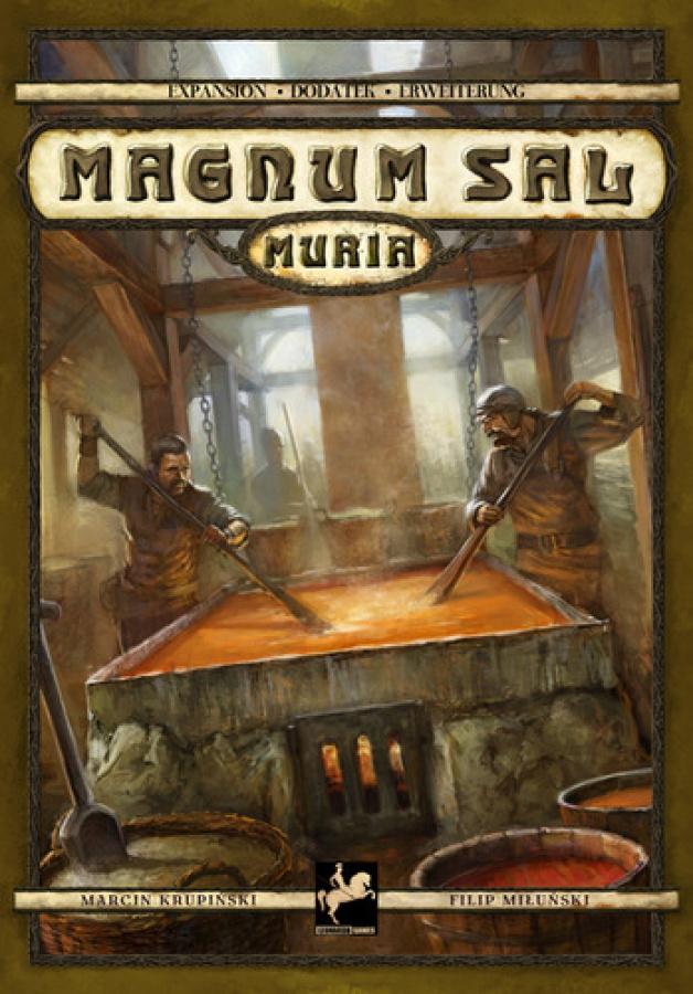 Magnum Sal: Muria