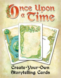 Once Upon a Time - Create-Your-Own Storytelling Cards