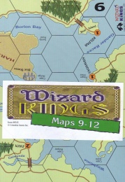 Wizard Kings - expansion maps 9-12