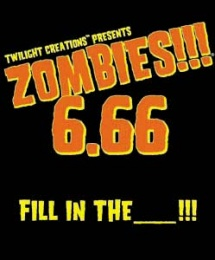 Zombies!!! 6.66 Fill in the...