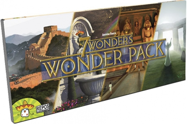7 Cudów Świata: Wonder Pack (edycja angielska)