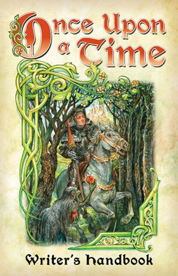 Once Upon a Time - Writer's handbook