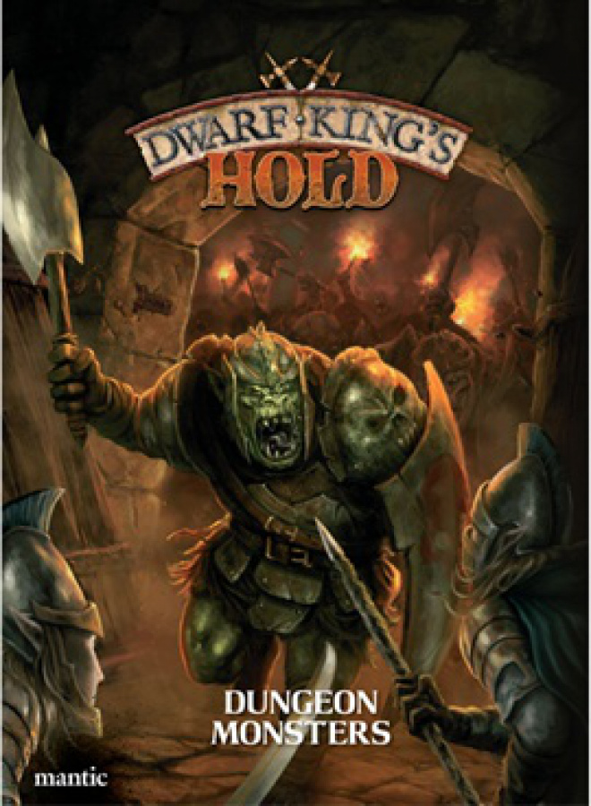 Dwarf King's Hold: Dungeon Monsters