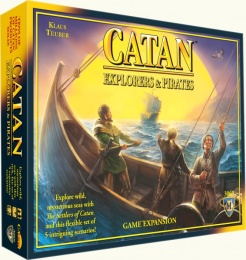 Explorers & Pirates of Catan