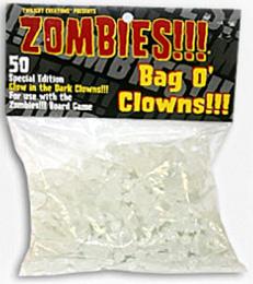 Zombies - Bag O' Clowns!!!