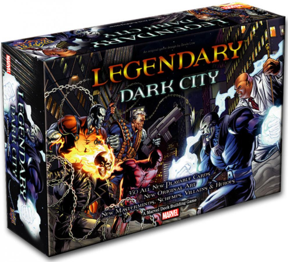 Legendary: Dark City Expansion