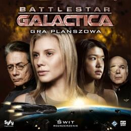 Battlestar Galactica - Świt (edycja polska)
