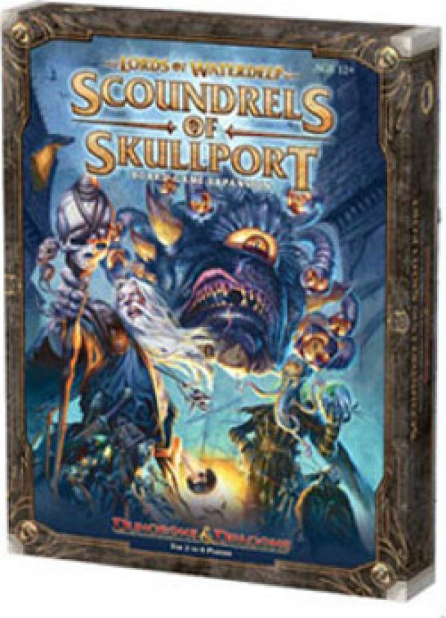 D&D: Lords of Waterdeep - Scoundrels of Skullport