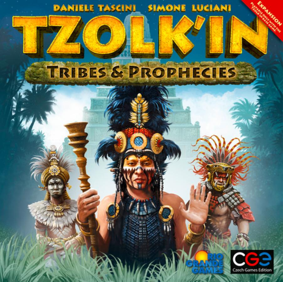 Tzolkin: Tribes & Prophecies (edycja polska)