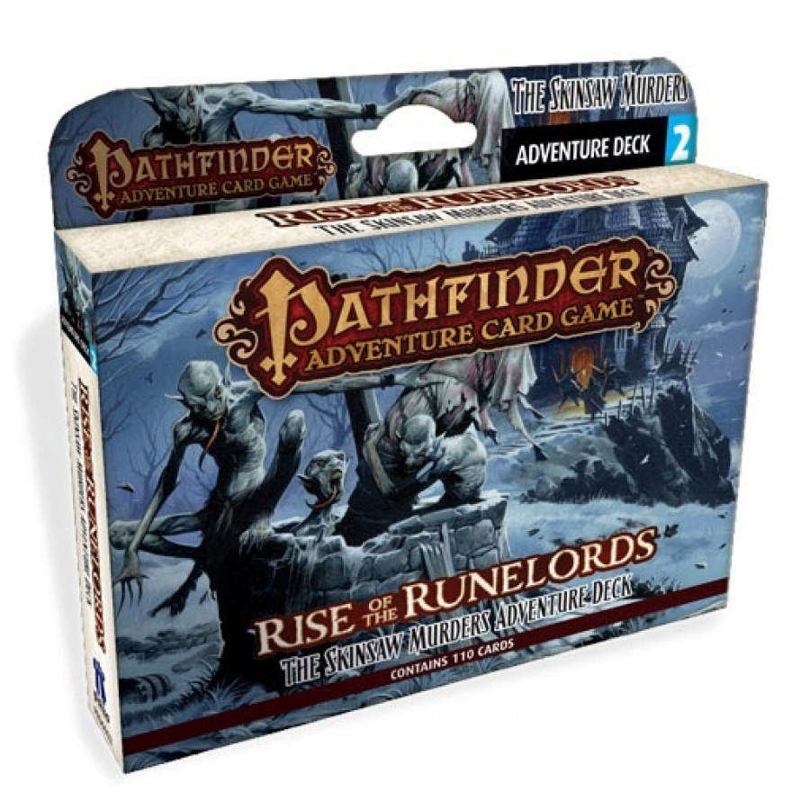 Pathfinder Adventure Card Game - The Skinsaw Murders Adventure Deck