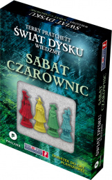 Świat Dysku - Wiedźmy: Sabat Czarownic