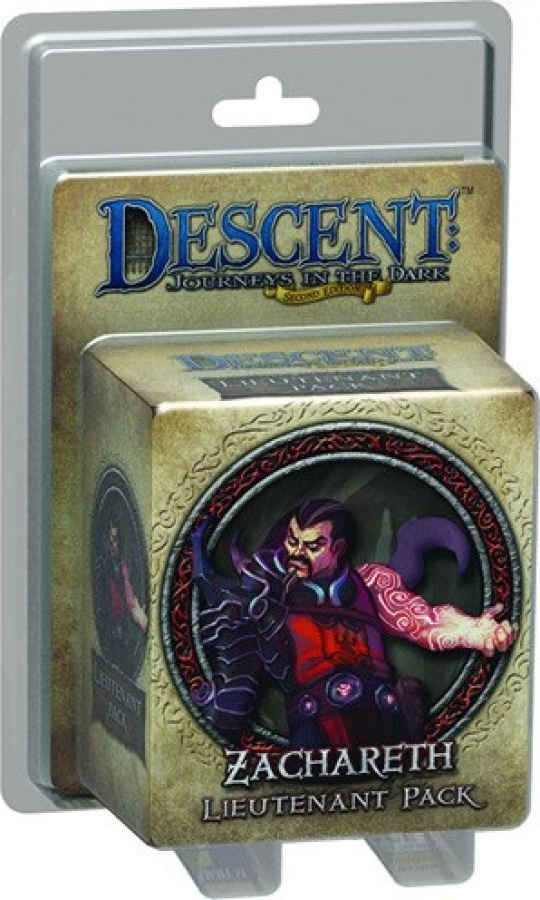 Descent: Journeys in the Dark - Zachareth Lieutenant Pack