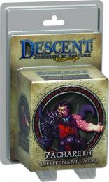 Descent: Journeys in the Dark - Zachareth Lieutenant Pack