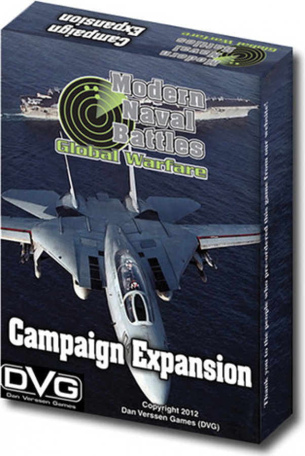 Modern Naval Battles - Global Warfare: Campaign Expansion