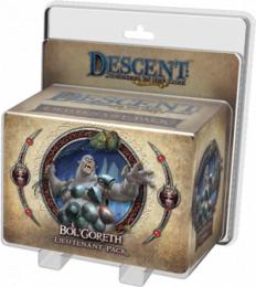 Descent: Journeys in the Dark - Bol'Goreth Lieutenant Pack