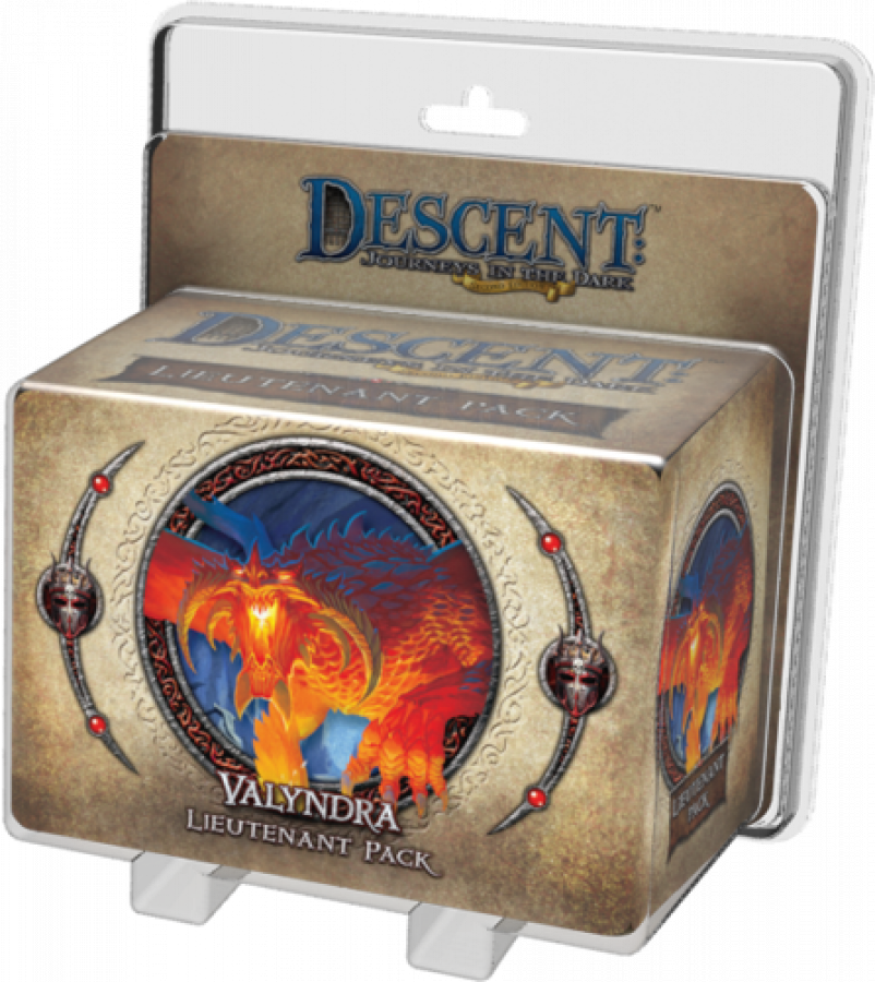 Descent: Journeys in the Dark - Valyndra Lieutenant Pack