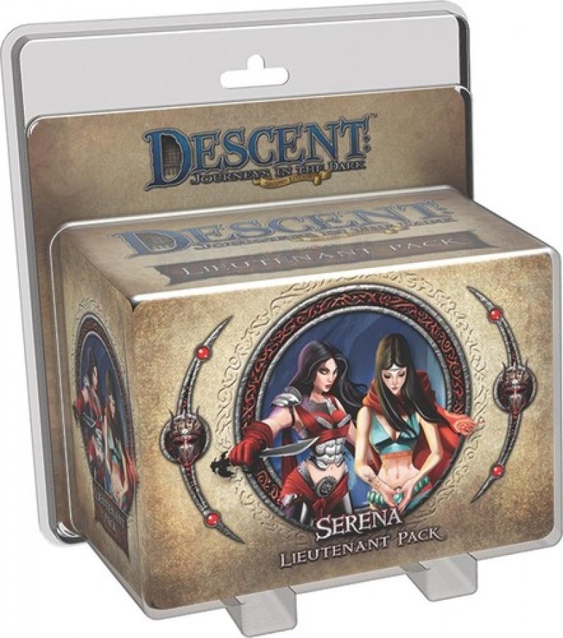 Descent: Journeys in the Dark - Serena Lieutenant Pack