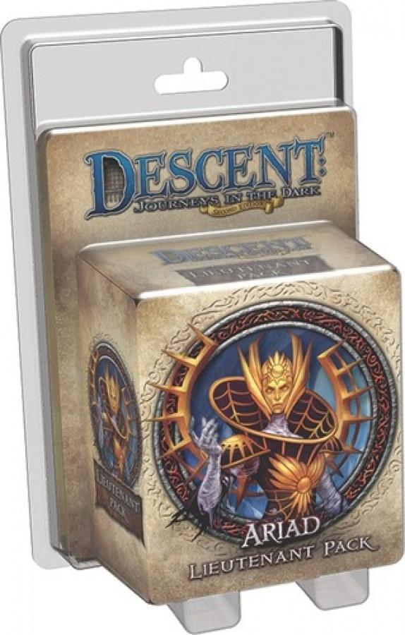 Descent: Journeys in the Dark - Ariad Lieutenant Pack