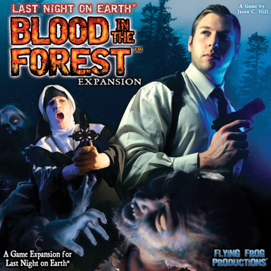 Last Night on Earth - The Blood in the Forest Expansion