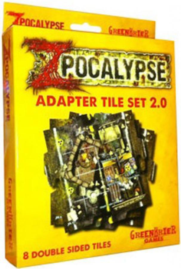 Zpocalypse: Adapter Tile Set 2.0
