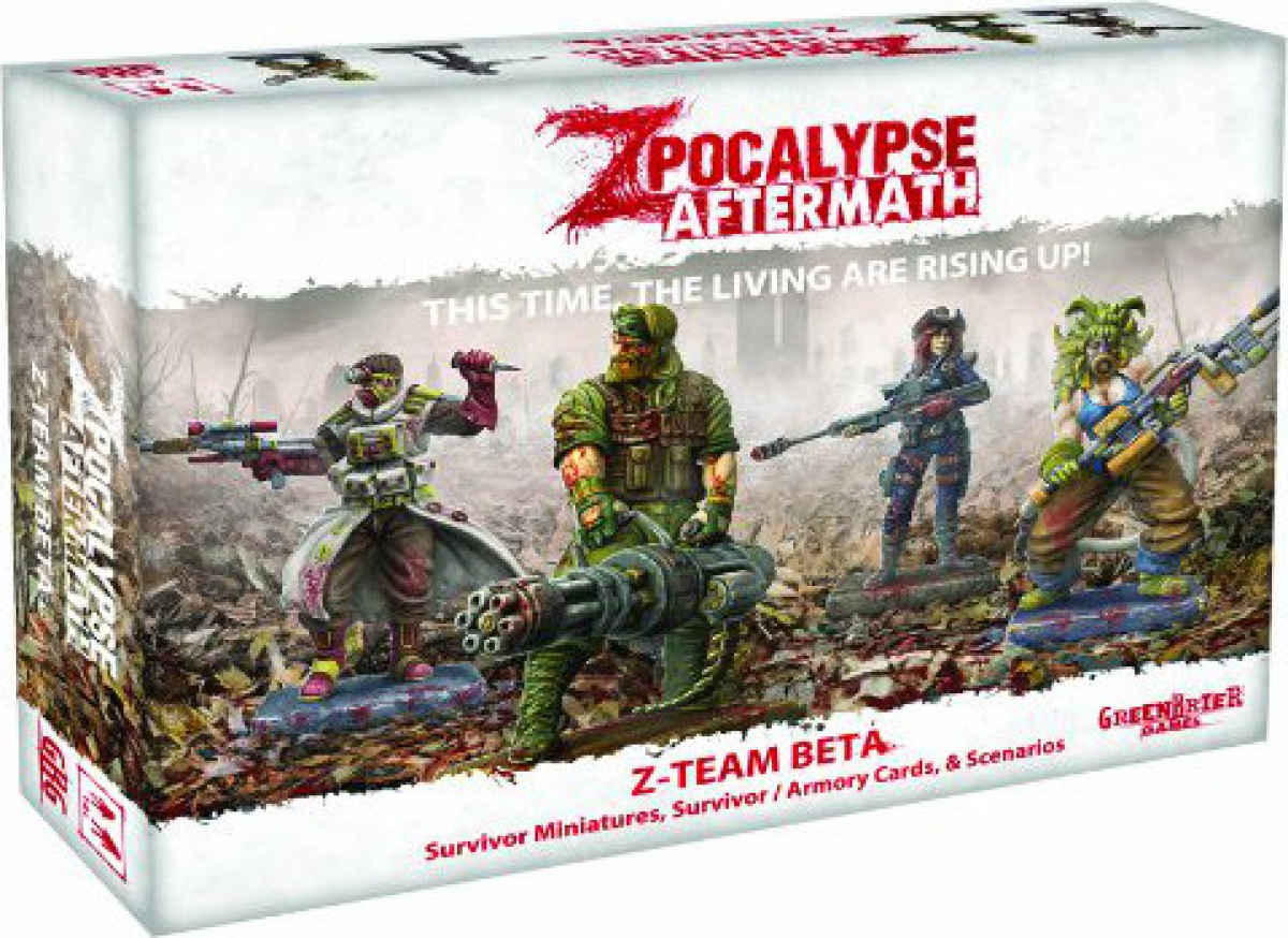 Zpocalypse: Aftermath Z-Team Beta