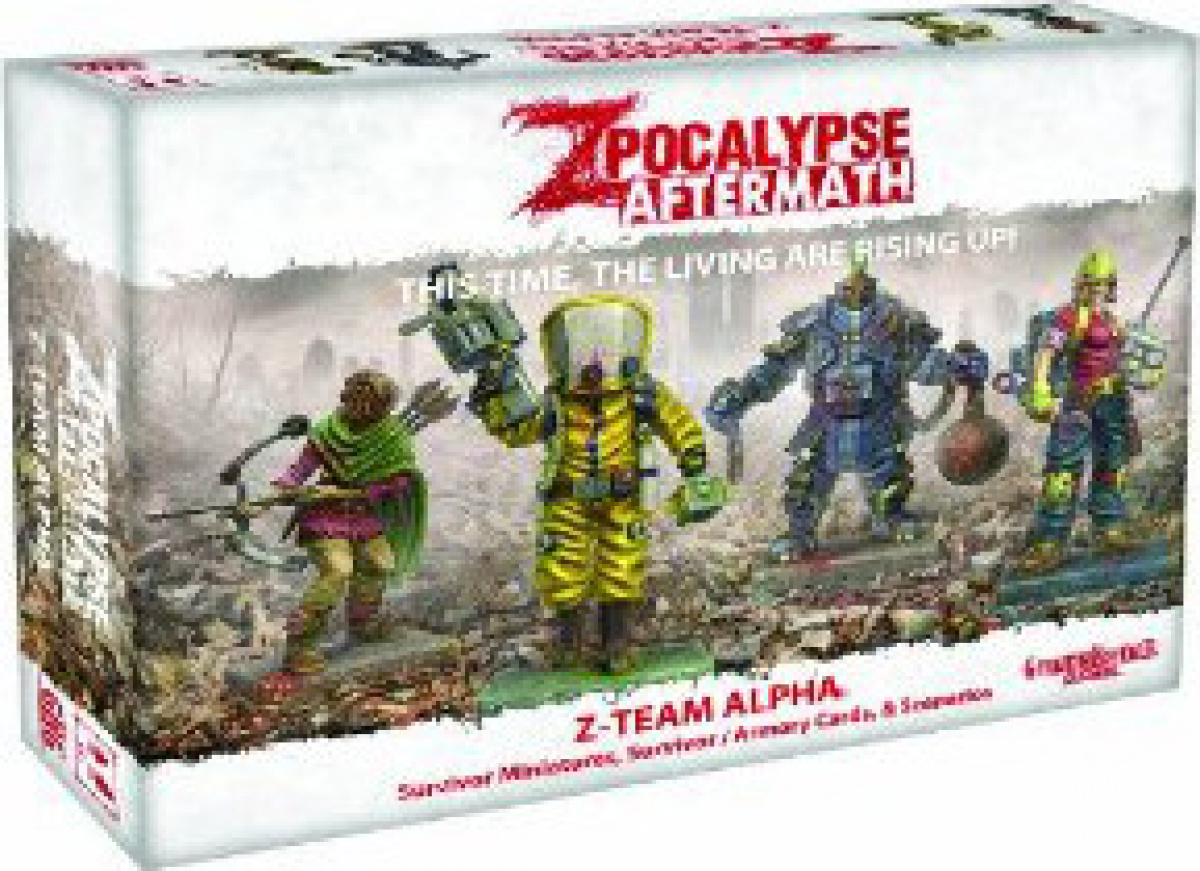 Zpocalypse: Aftermath Z-Team Alpha
