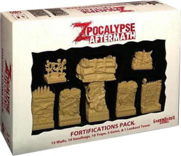 Zpocalypse: Aftermath Fortifications Pack