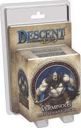 Descent: Journeys in the Dark - Verminous Lieutenant Pack
