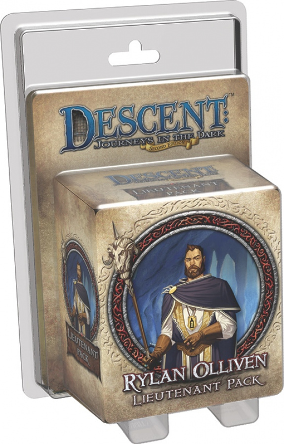 Descent: Journeys in the Dark - Rylan Olliven Lieutenant Pack