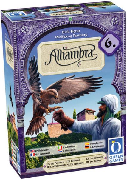 Alhambra: Falconers