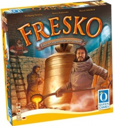 Fresco (Fresko): The Clocks - Expansion Modules 8, 9, 10