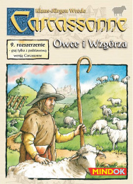 Carcassonne: Owce i Wzgórza (edycja polska)