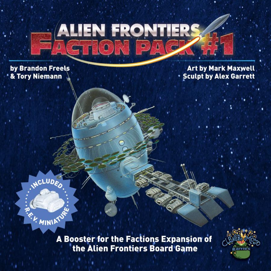 Alien Frontiers - Faction Pack 1