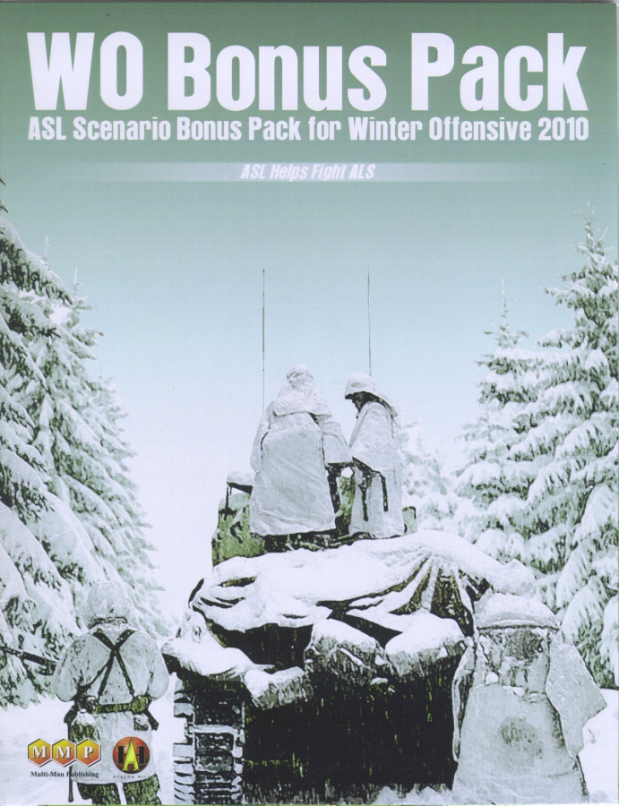 Advanced Squad Leader: Winter Offensive Bonus Pack 1