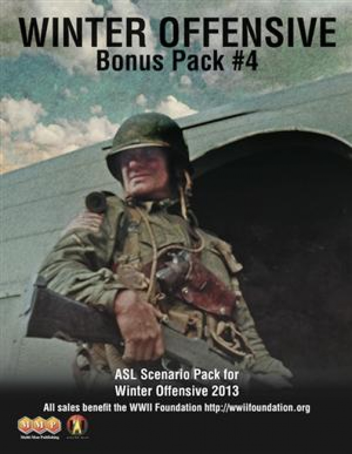 Advanced Squad Leader: Winter Offensive Bonus Pack 4