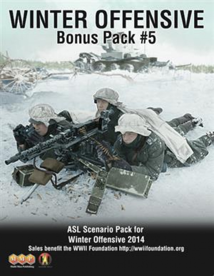 Advanced Squad Leader: Winter Offensive Bonus Pack 5