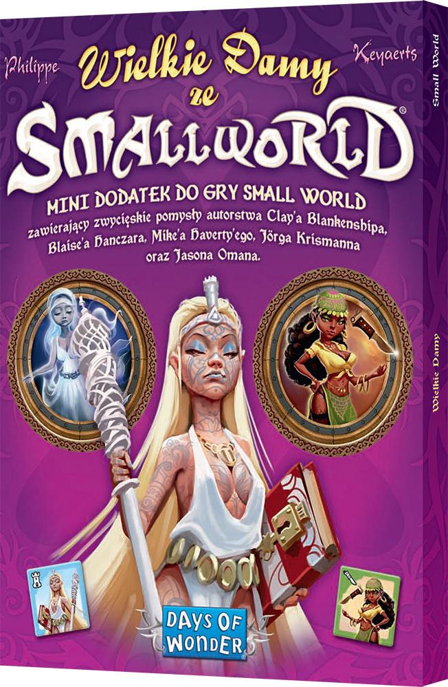 Wielkie Damy ze Small World