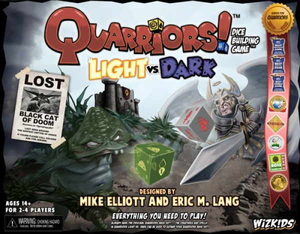 Quarriors! - Light vs. Dark