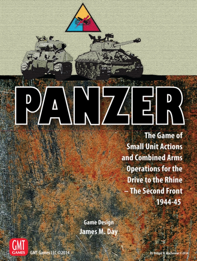 Panzer Expansion #3: Drive to the Rhine - The Second Front 1944-45