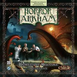 Horror w Arkham (druga edycja): Uniwersytet Miskatonic
