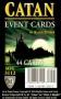 Catan - Event Cards