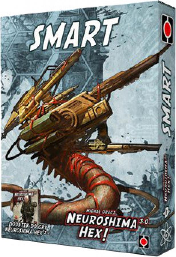 Neuroshima HEX: Smart (edycja 3.0)