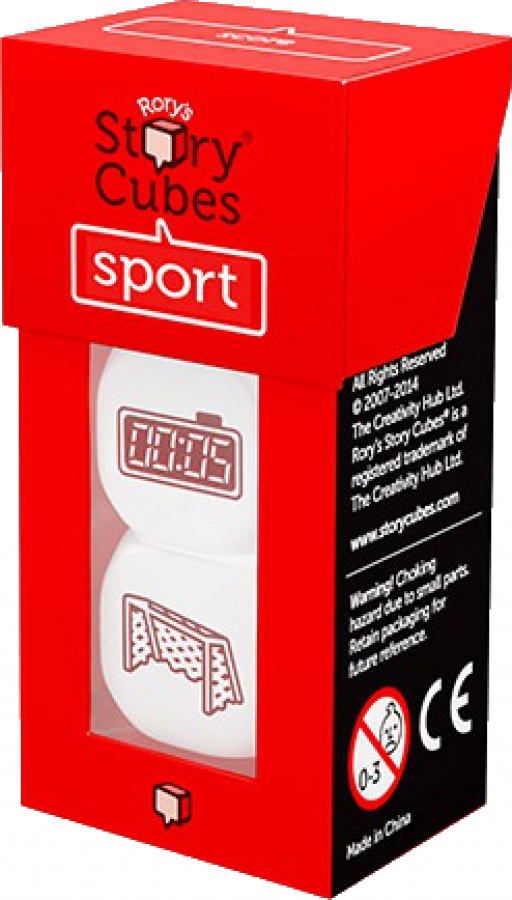 Story Cubes: Sport