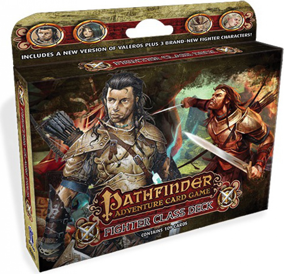 Pathfinder Adventure Card Game: Class Deck - Fighter