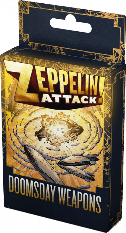 Zeppelin Attack! Doomsday Weapons