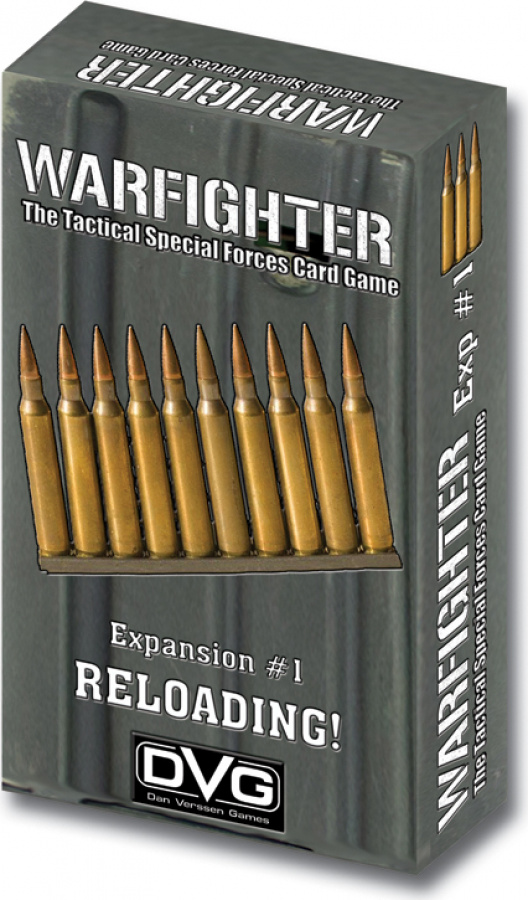 Warfighter: Expansion 1 - Reloading