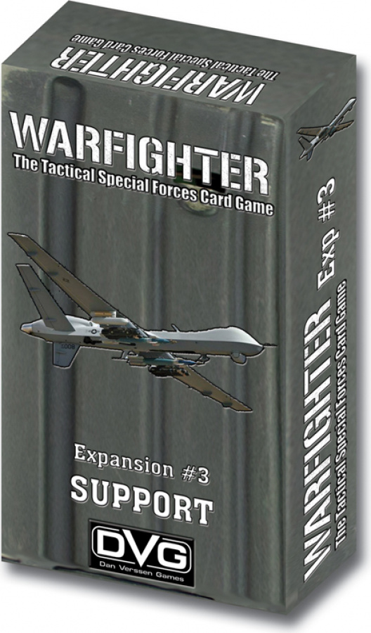 Warfighter: Expansion 3 - Support