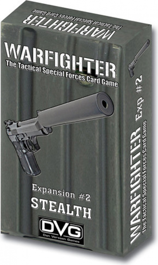 Warfighter: Expansion 2 - Stealth