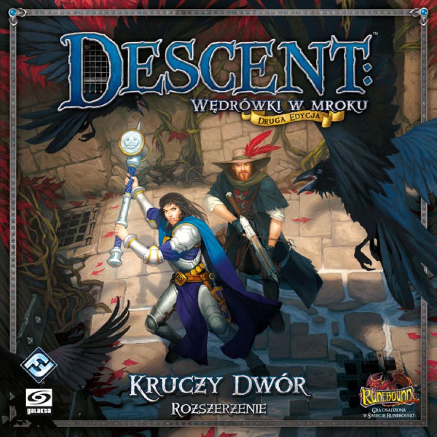Descent: Kruczy Dwór
